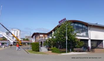 Main marina complex