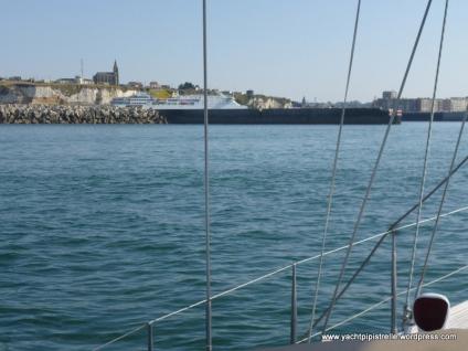 Ro-Ro ferry terminal